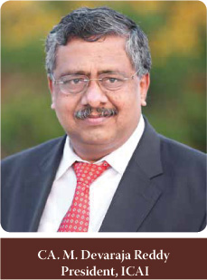 ICAI President's Message - August 2016