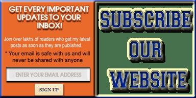 SUBSCRIBE WEBSITE
