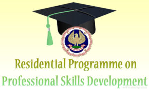ICAI Residential programme