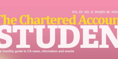 ICAI Student's Journal November 2016 – PDF