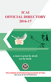 ICAI official directory