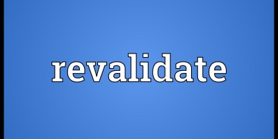 Revalidation Under CA Course - Old and Revise Scheme