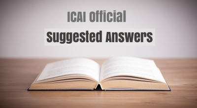IPCC Suggested Answers