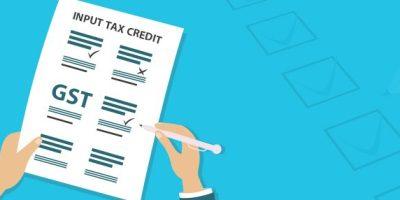 Input Tax Credit Under GST - Simplified