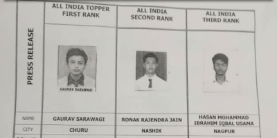 IPCC Toppers MAY 2017